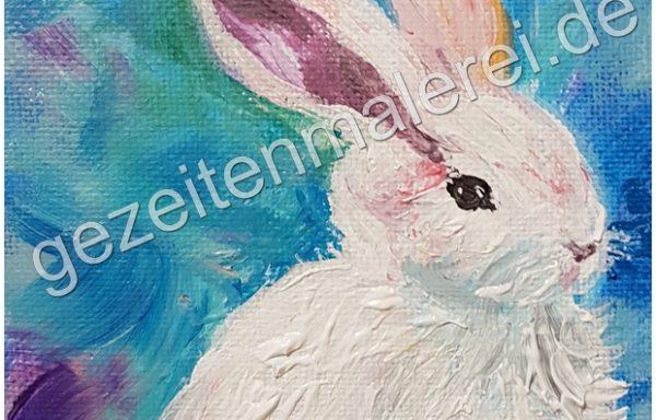 26 Weißes Kaninchen